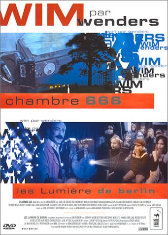 "poster for ""Chambre 666"" by Wim Wenders(1982)"
