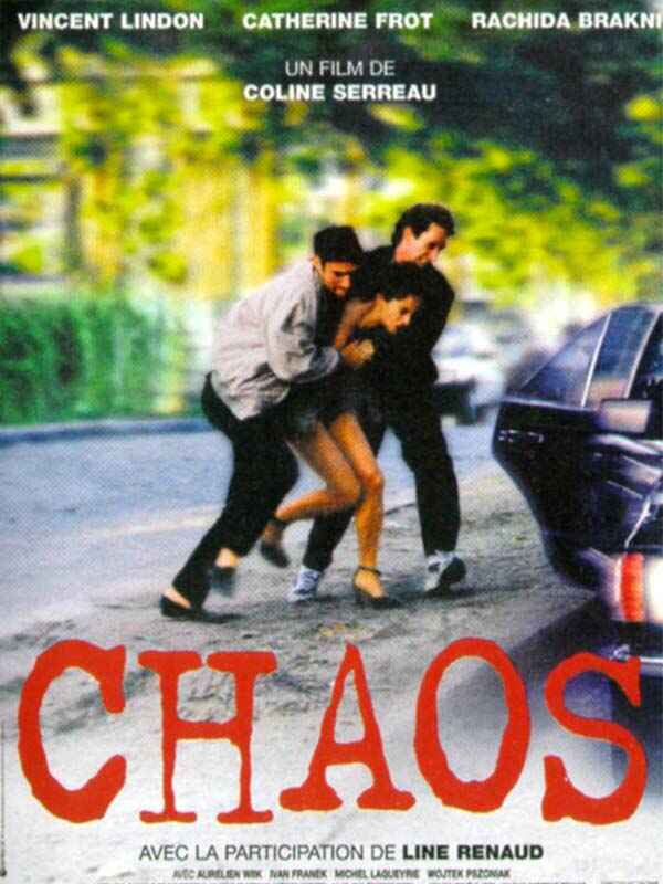 "poster for ""Chaos"" by Coline Serreau (2001)"
