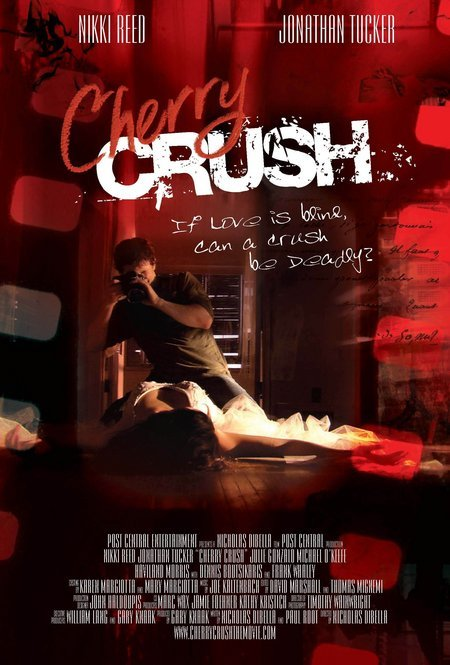 "poster for ""Cherry Crush"" by Nicholas DiBella(2007)"