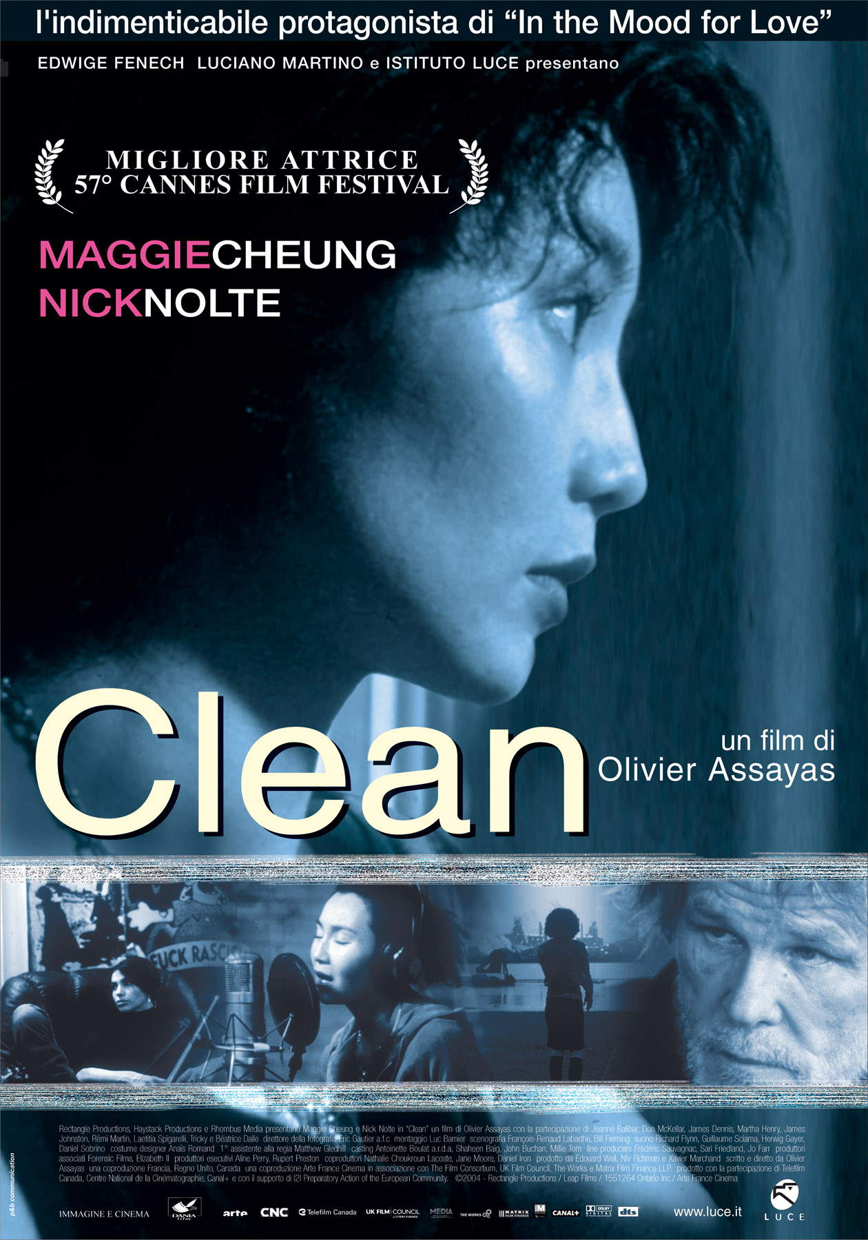 "poster for ""Clean&quot"