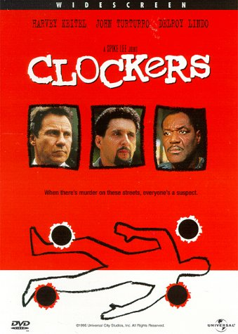 "poster for ""Clockers"""