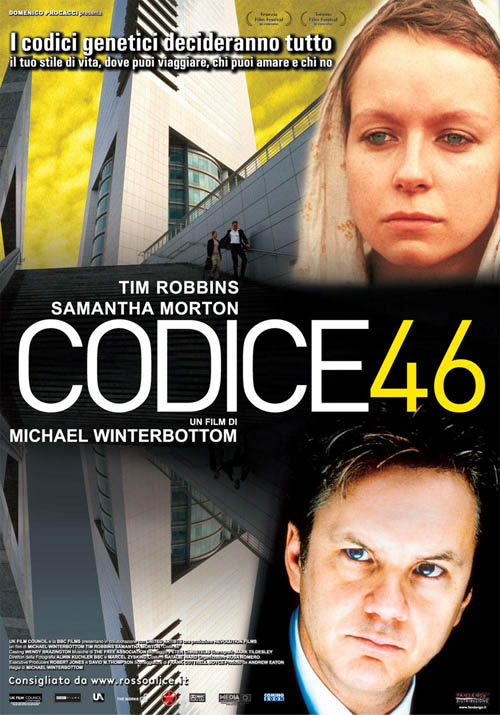"poster for ""Code 46&quot"