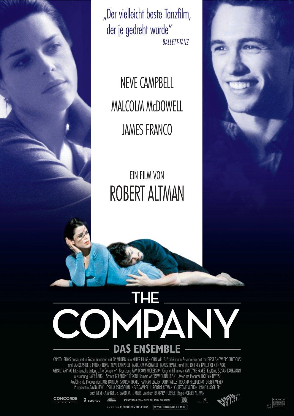 "poster for ""Company, The"""