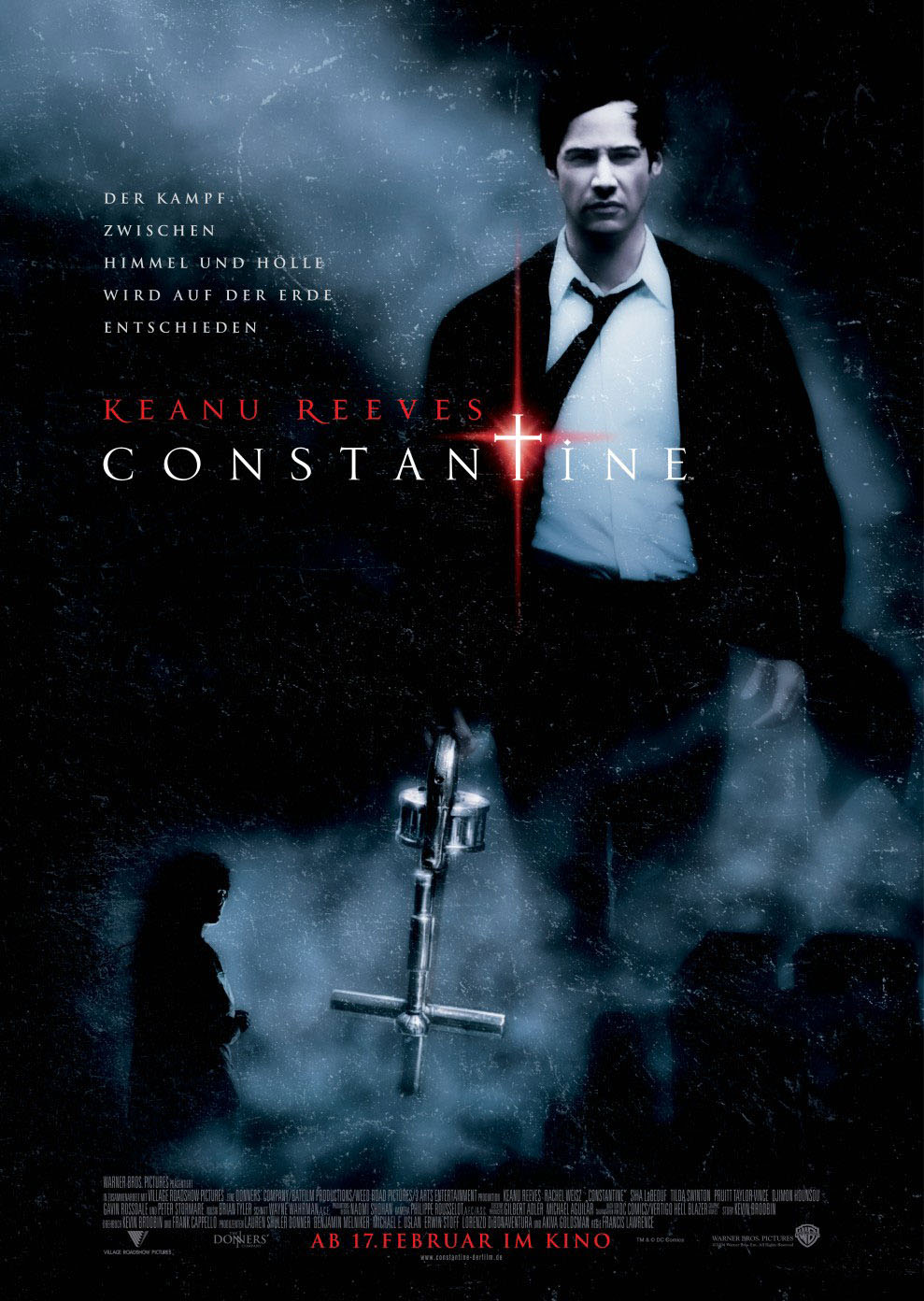 "poster for ""Constantine&quot"
