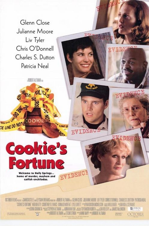 "poster for ""Cookie's Fortune"" by Robert Altman(1999)"