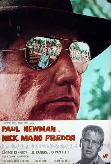 "poster for ""Cool Hand Luke&quot"