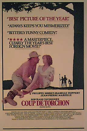 "poster for ""Coup de torchon&quot"