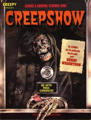 "poster for ""Creepshow&quot"