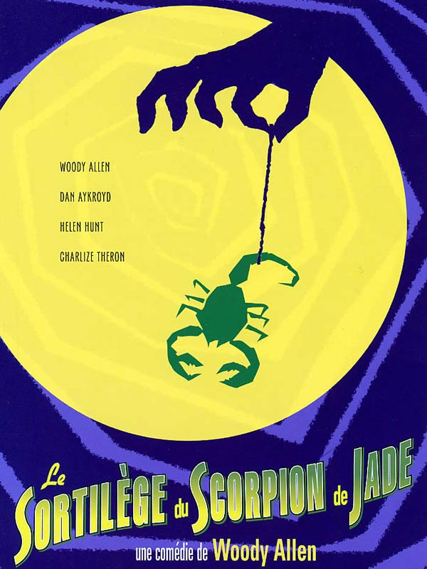 "poster for ""Curse of the Jade Scorpion, The"""