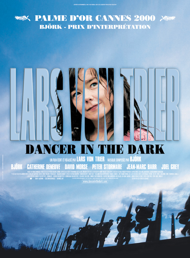 "poster for ""Dancer In The Dark"""