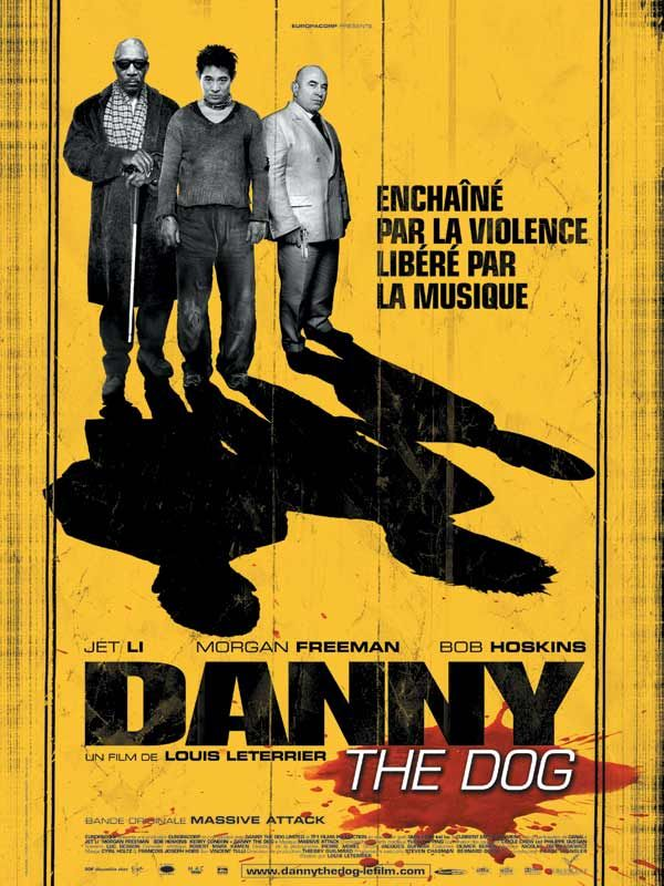 "poster for ""Danny The Dog (Unleashed)&quot"