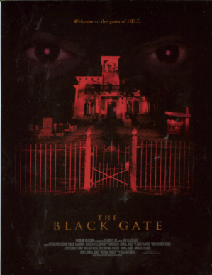 "poster for ""Darkening, The (Black Gate, The)"" by William Mesa (1995)"