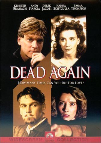 "poster for ""Dead Again&quot"