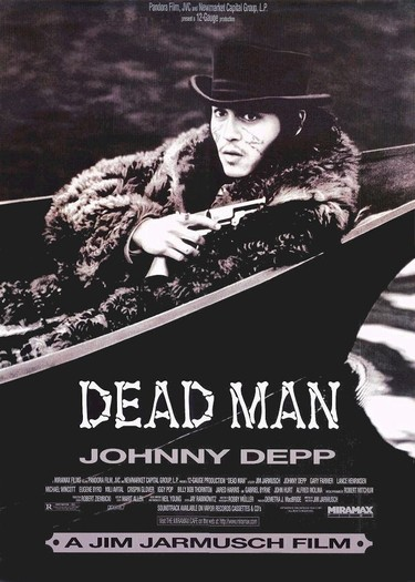 "poster for ""Dead Man"""