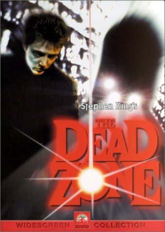 "poster for ""Dead Zone, The&quot"