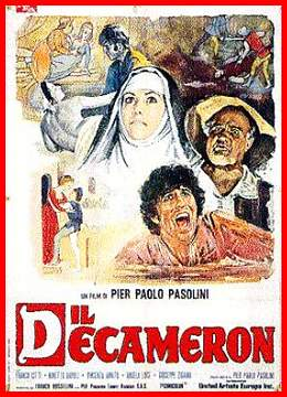 "poster for ""Decamerone, Il&quot"