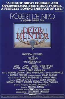 "poster for ""Deer Hunter, The&quot"