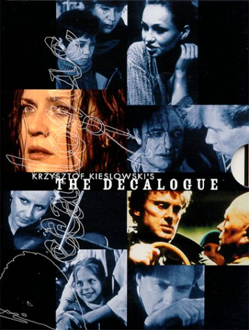 "poster for ""Dekalog 07 - Thou Shalt Not Steal"""