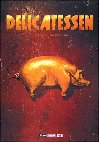"poster for ""Delicatessen&quot"