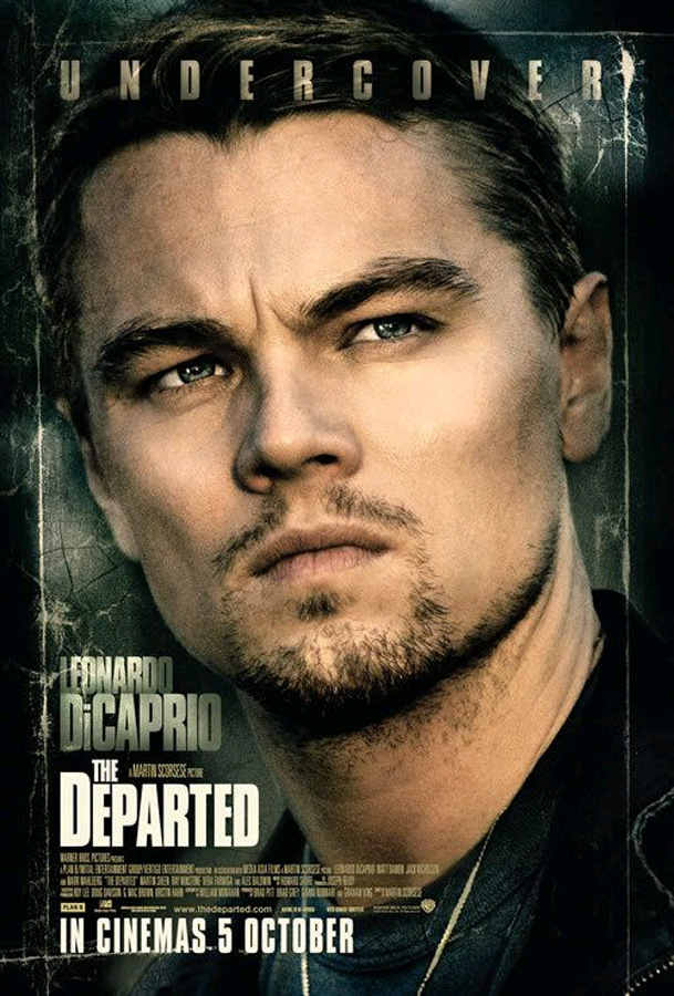 "poster for ""Departed, The&quot"