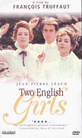 "poster for ""Deux Anglaises et le Continent (Two English Girls)&quot"