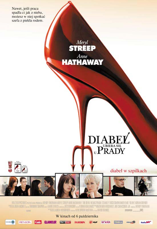 "poster for ""Devil Wears Prada, The"""