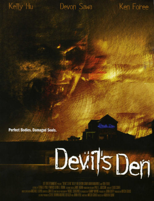 "poster for ""The Devil's Den"" by Jeff Burr (2006)"