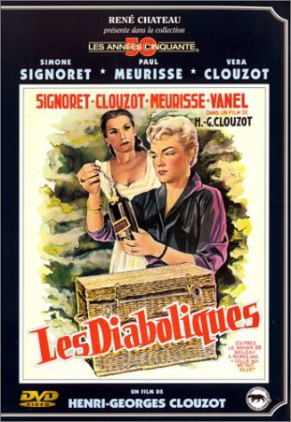 "poster for ""Diaboliques, Les (The Devils (US), The Fiends (UK))&quot"