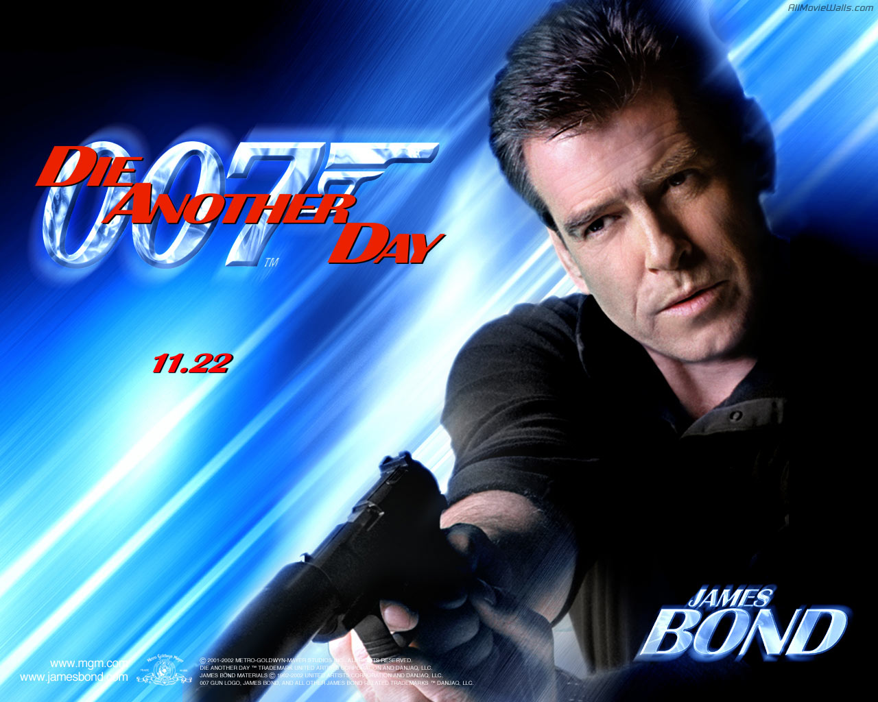 "poster for ""Die Another Day&quot"