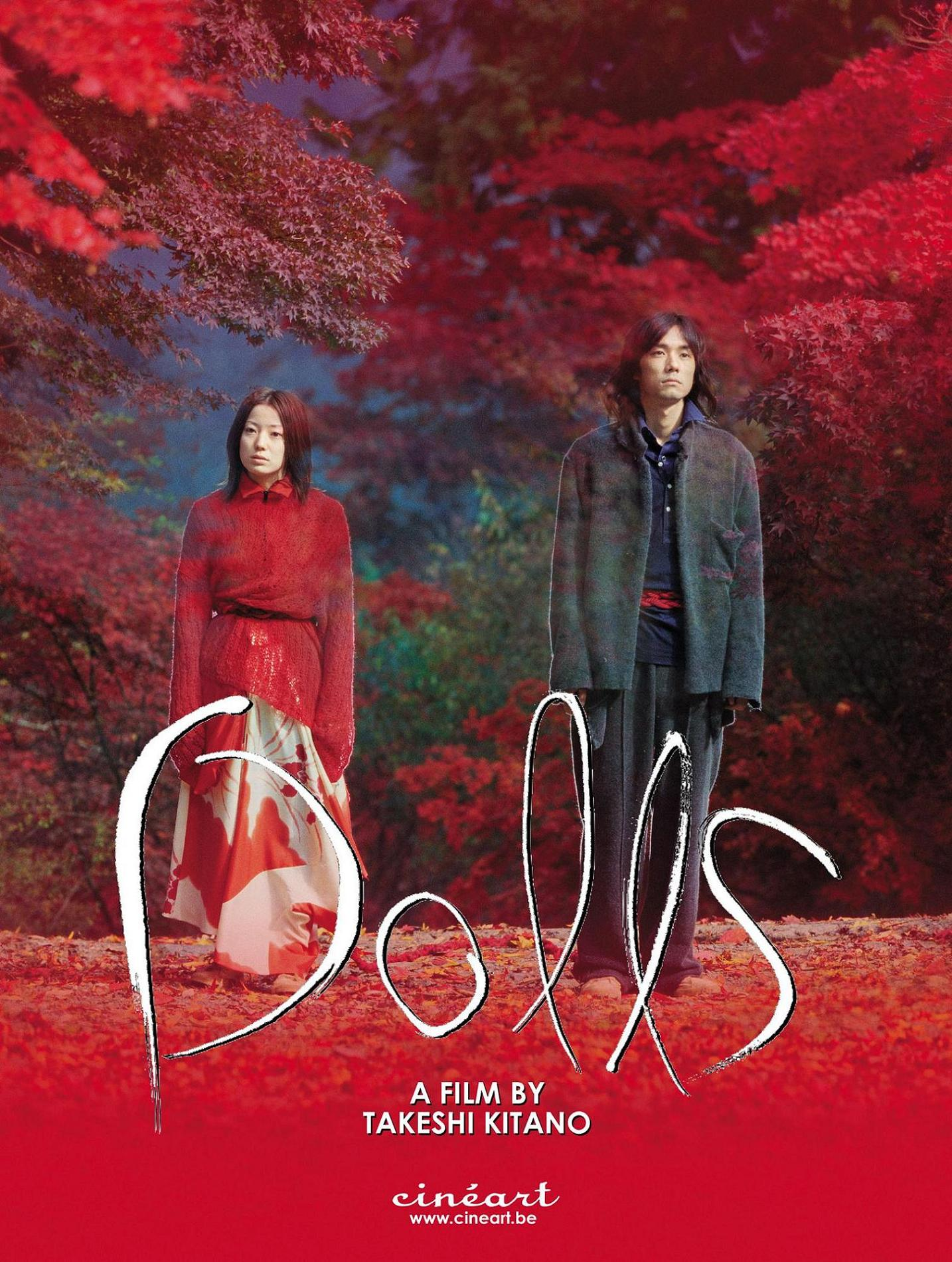 FILM Dolls (2002) Streaming Megavideo