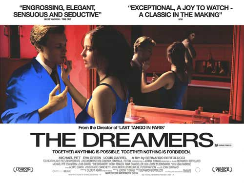 "poster for ""Dreamers, The&quot"
