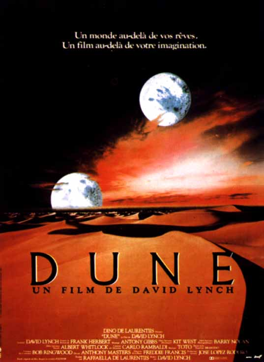 "poster for ""Dune&quot"