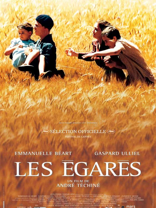 "poster for ""�gar�s, Les"" by Andr� T�chin�(2003)"