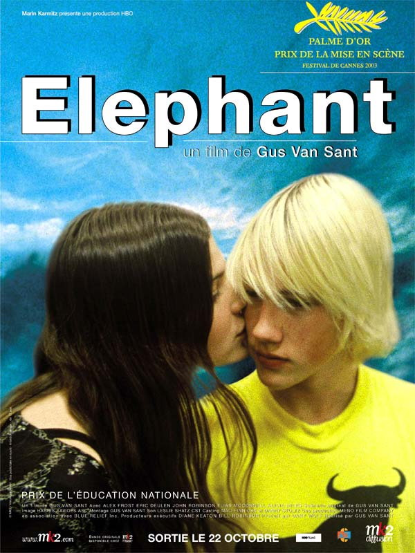 "poster for ""Elephant&quot"