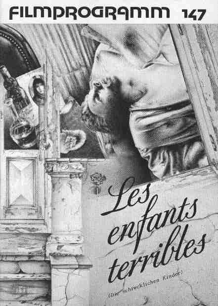 "poster for ""Enfants Terribles, Les&quot"