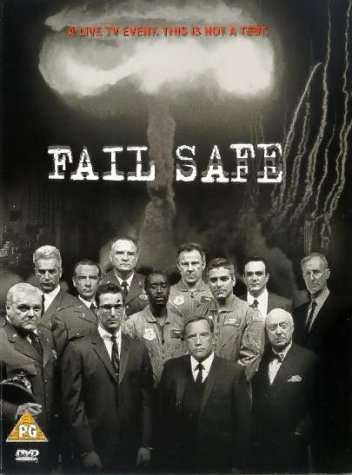 "poster for ""Fail Safe"""