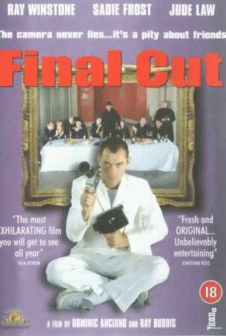 "poster for ""Final Cut"" by Dominic Anciano 