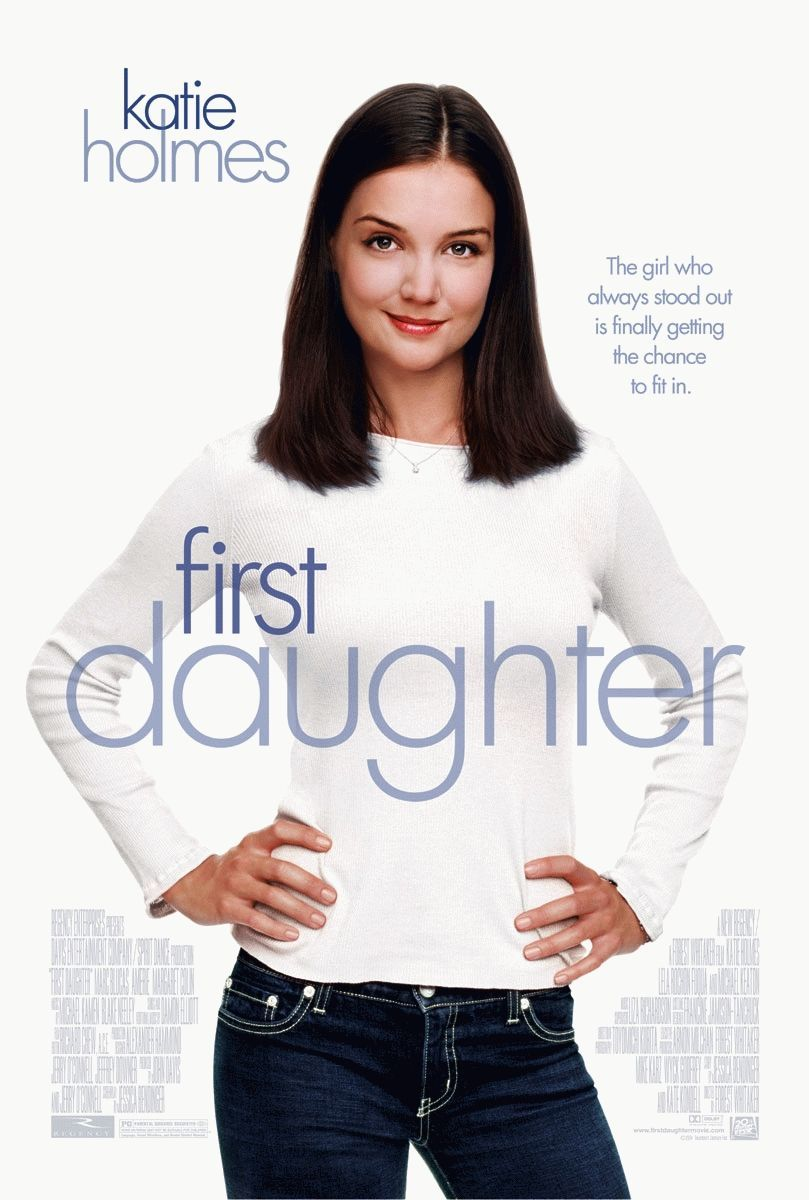 "poster for ""First Daughter"" by Forest Whitaker(2004)"