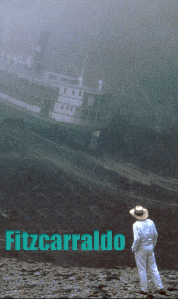 "poster for ""Fitzcarraldo&quot"