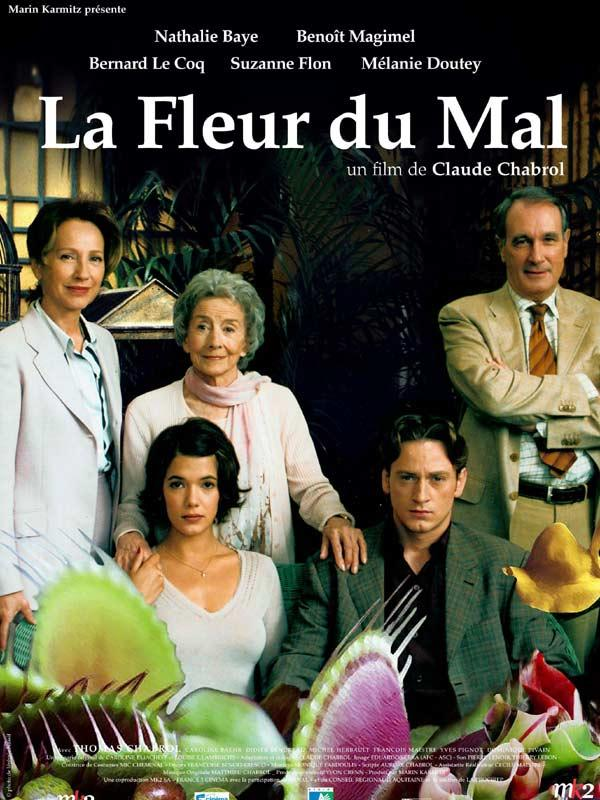 "poster for ""Fleur du Mal, La"" by Claude Chabrol(2003)"