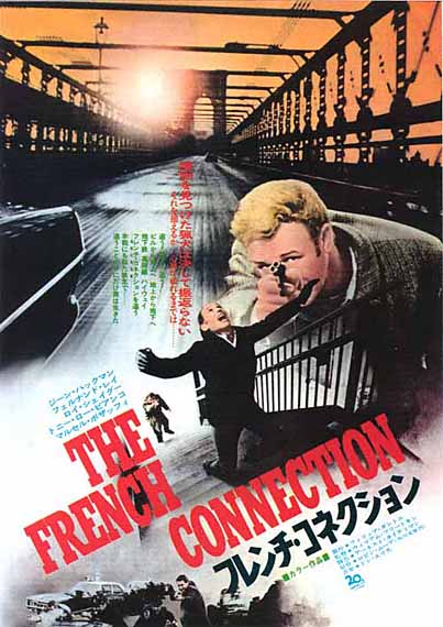 "poster for ""French Connection, The&quot"