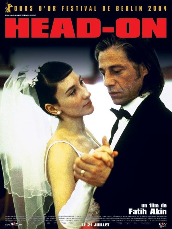 "poster for ""Gegen Die Wand (Head-On)&quot"