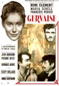 "poster for ""Gervaise&quot"