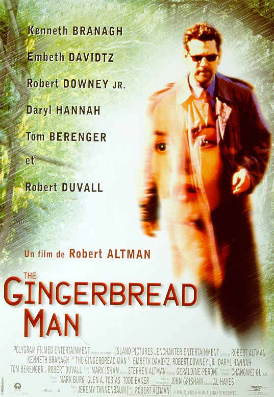 "poster for ""Gingerbread Man, The&quot"