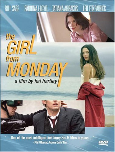 "poster for ""Girl From Monday, The"" by Hal Hartley (2005)"
