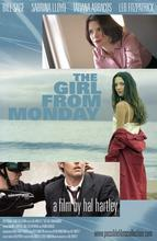 "poster for ""Girl From Monday, The&quot"