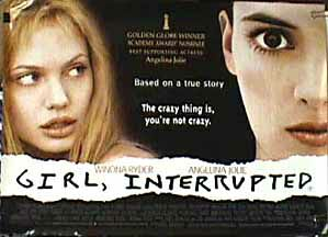 "poster for ""Girl Interrupted&quot"