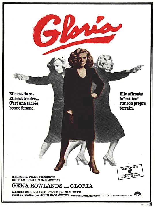 "poster for ""Gloria&quot"