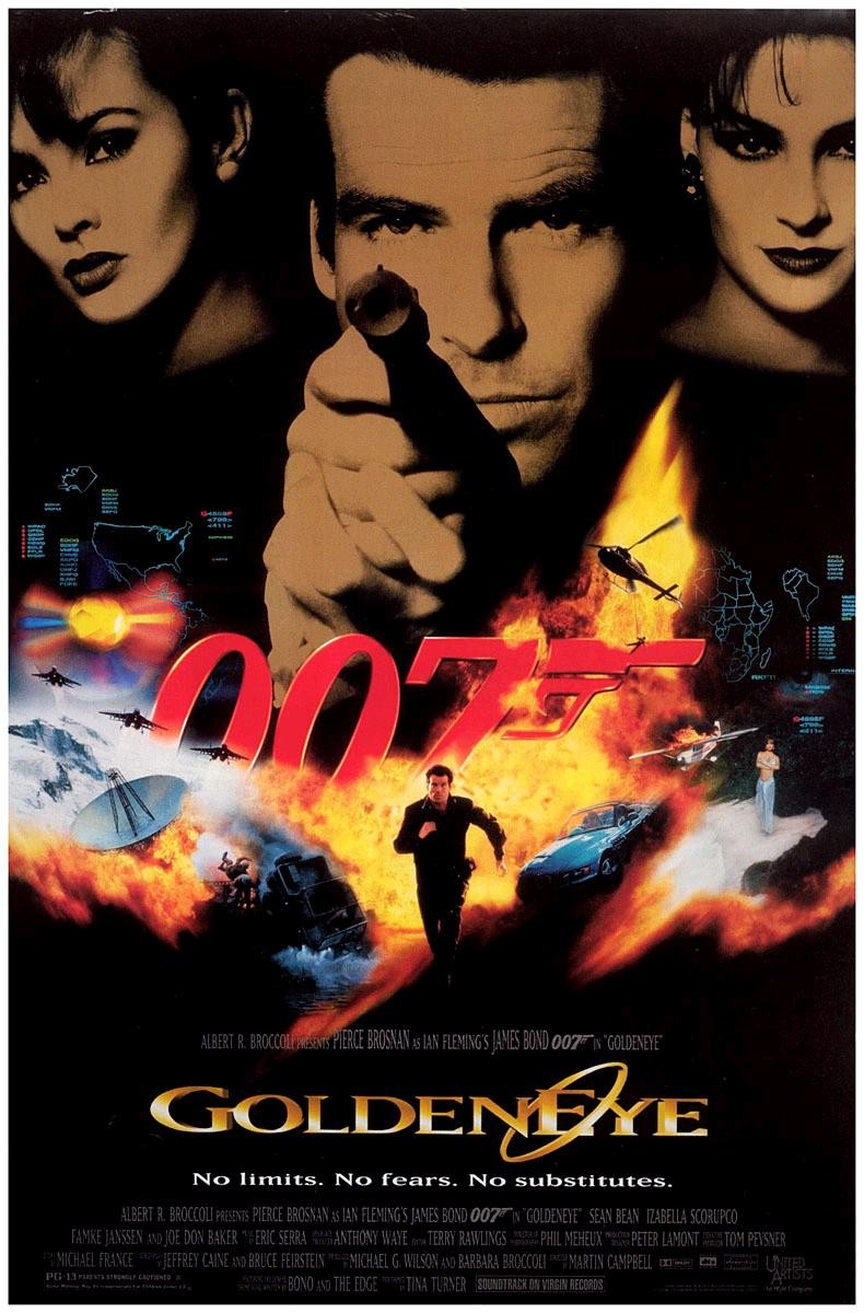 james bond 007 posters - photo #8