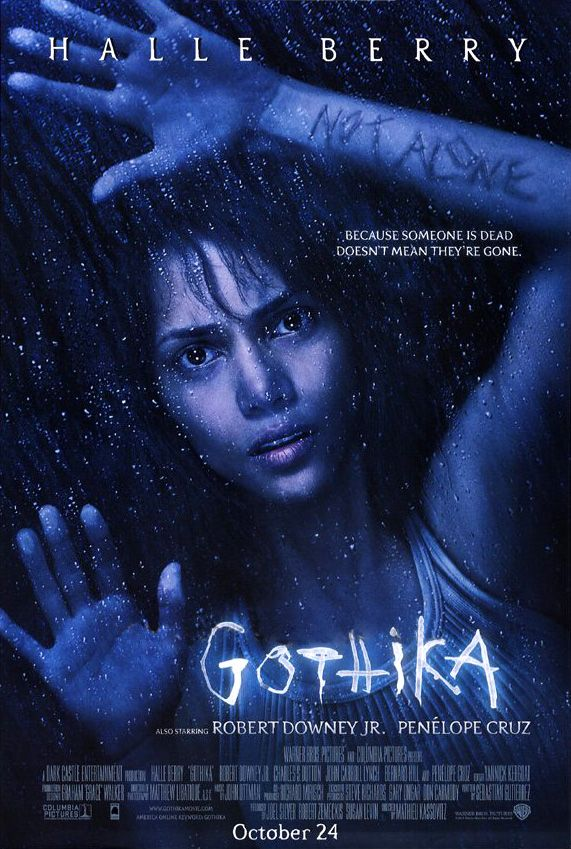 "poster for ""Gothika"" by Mathieu Kassovitz(2003)"